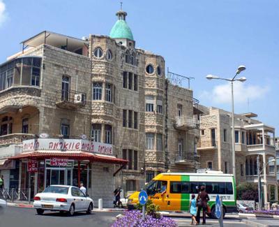 Старая Хайфа. Израиль