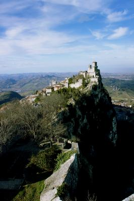 Страж SanMarino крепость
