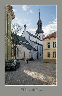 Vana Tallinn....19 Таллин