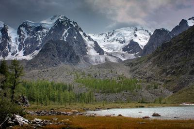 *** Алтай озеро Верхнее Шавлинское