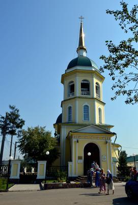 Иркутск и церковь Иркутск церковь
