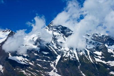 Альпы горы альпы австрия небо облака