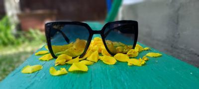 Сквозь призму Лепестки очки летний день красота