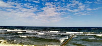 Балтийское море, Светлогорск