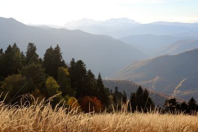 Осень в любимых горах - Большой Тхач Тхач фототуры