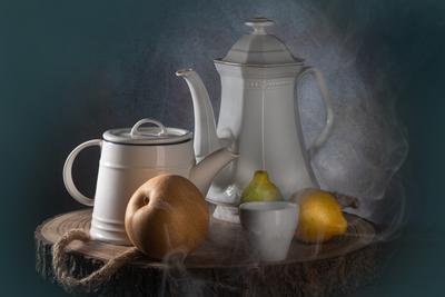 Про чай и яблоко Про чай и яблоко