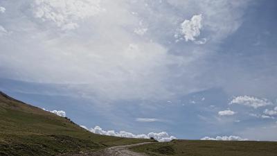 перевал Актопрак перевал