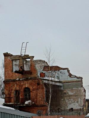 Руины Ярославль