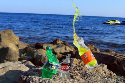 ЖажДа. Море жара напитки