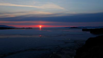Весенние восходы