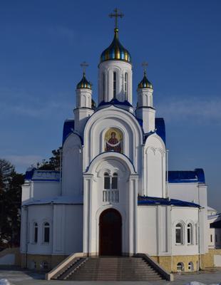 Храм Покрова Присвятой Богородицы, Иркутск