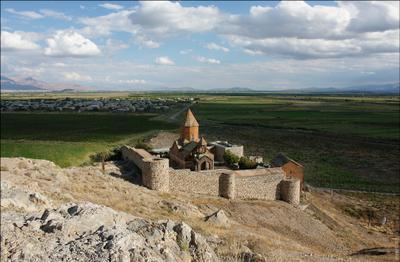 Хор Вирап Армения монастырь Хор Вирап