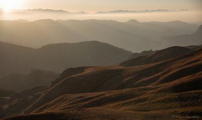 *** Пейзаж перевал Гум-Баши Карачаево-Черкесия