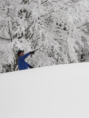 Убираем снег!.. Весь! ZAO, снегоуборка
