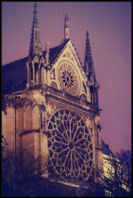 *** Notre Dame de Paris