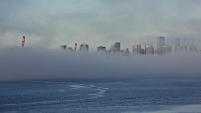 *Туман в Ванкувере*
