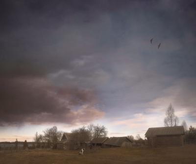 21-оде марта . пейзаж