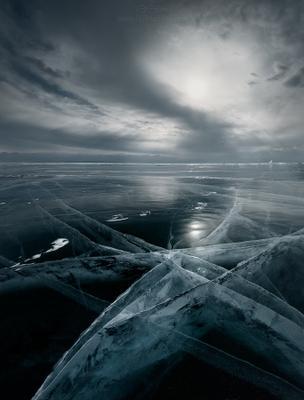кристалл Baikal Siberia Байкал Сибирь лед ice