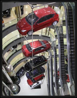 Муки выбора 2 АТЦ Москва автомобили