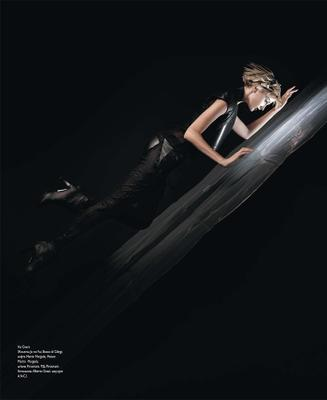 VEDOMOSTI ведомости fashion модель реклама