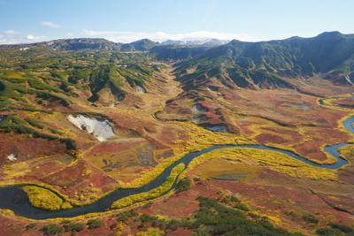 Река Шумная Камчатка Осень Кроноцкий заповедник Кроноцкийзаповедник РекаШумная Шумная SAL1635Z