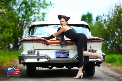 етс ETS Ford автосалон автосервис ретро музей экспонат