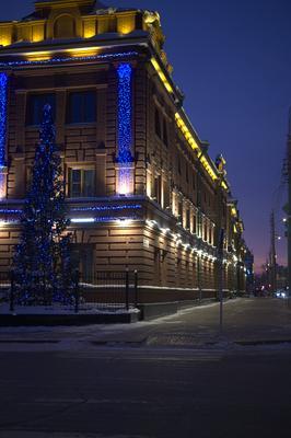 Ночной город 3