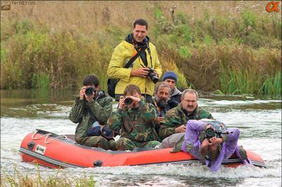 Семь мудрецов в одном тазу лодка фотографы