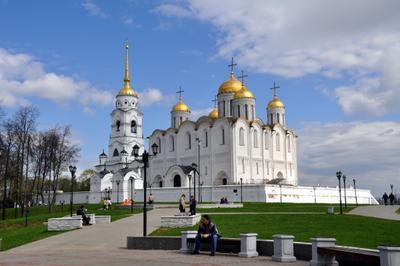 Успенский собор во Владимире владимир успенский собор