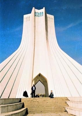 Азади-тауэр, Тегеран иран тегеран