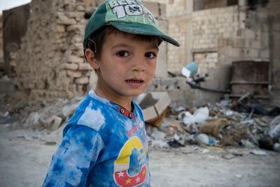 Не болеть! дети сирия
