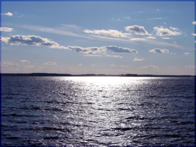 Московское море Море, солнце