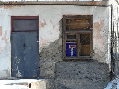 В окне тупик и на дверях замок.