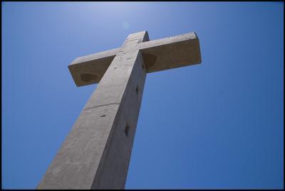 Пора Крит Филеримос Гора крест