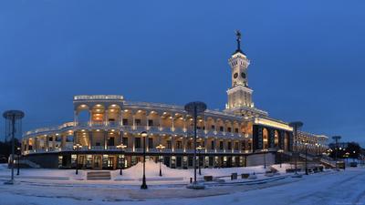 Речной вокзал Москва Речной вокзал