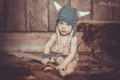 Анечка викинг малышка ребенок