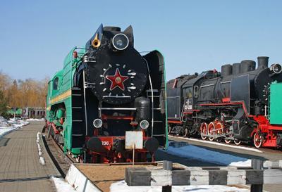 Брестский музей железнодорожной техники. Брестский музей железнодорожной техники, железная дорога,  паровозы, тепловозы, электропоезда