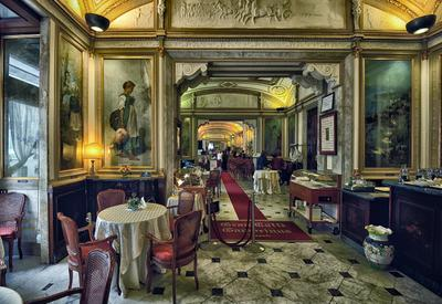 Итальянский ресторан. efim58 в Неаполе Италия интерьер ресторан