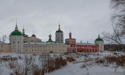 Николо-Пешношский монастырь.