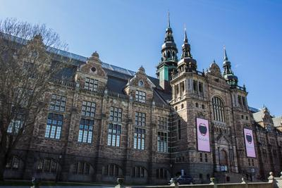 Национальный Музей, Стокгольм национальный музей швеция стокгольм