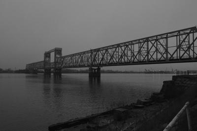Мост мост вода