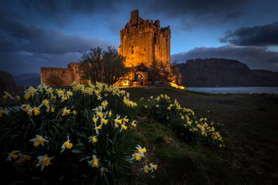 Шотландские замки. Eilean Donan
