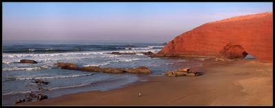 Арки Легзиры (2) Марокко, арка, Легзира, океан
