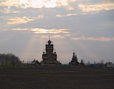 Церковь Всех Святых, Святогорск