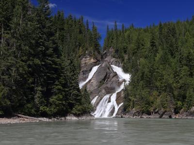 Таёжный водопад
