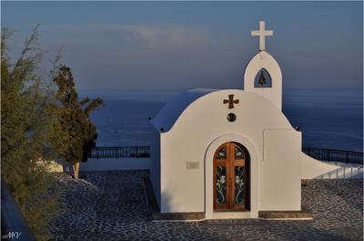 Родос (3) Греция, Родос, церковь Святой Софии