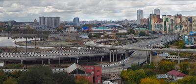 Челябинск строится Челябинск стройка развязка