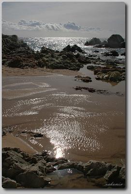 О, каменистый брег.. Ллорет_дель_Мар Коста_Брава Испания Lloret_del_Mar Kosta_Brava Spain vakomin