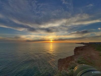 Камера смотрит в мир мыс херсонес севастополь закат