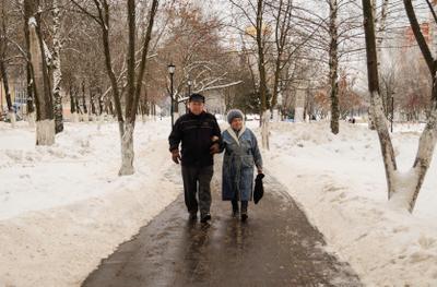 Великое счастье пожилая пара любовь чувства
